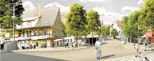 Visualisierung: BHM-Stadtplanung